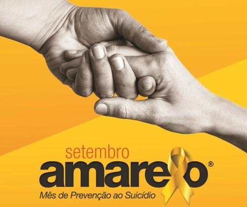 Ações do Setembro Amarelo, realizadas pela Prefeitura, têm foco na prevenção ao suicídio
