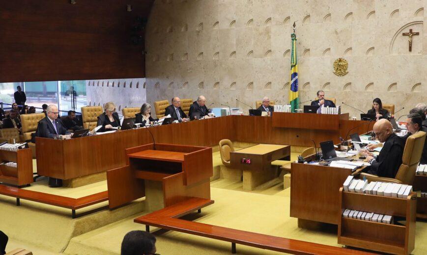Prazo para pedido de impeachment de Bolsonaro vai a plenário no STF