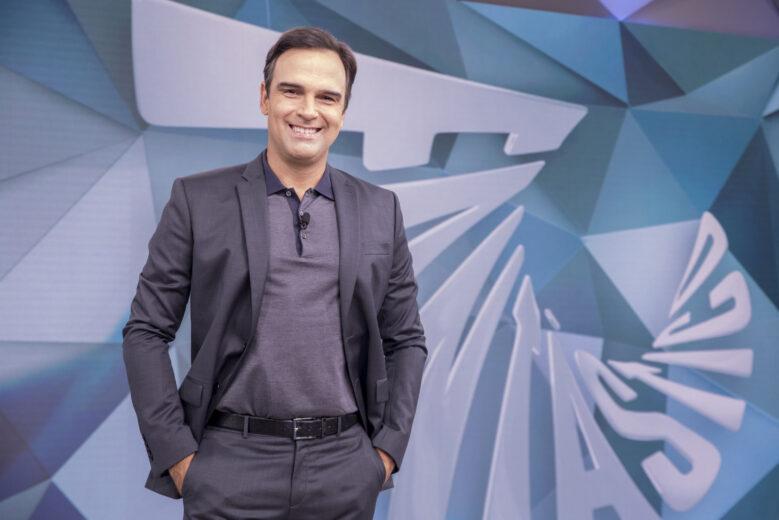 O escolhido para comandar Big Brother Brasil