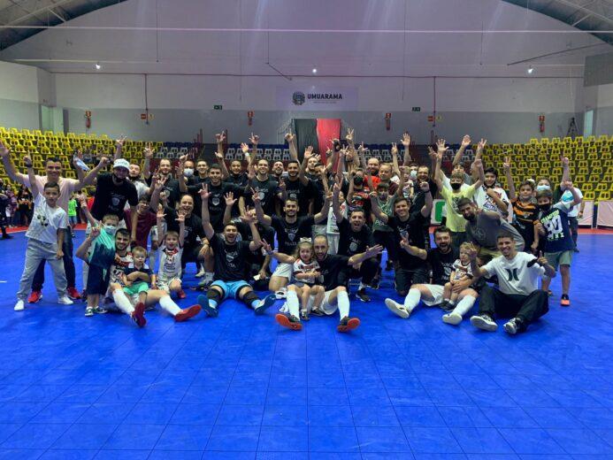 AFCA Futsal conquista vaga para Série Prata e está na semifinal da Bronze