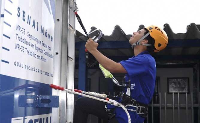 Agência do Trabalhador e Senai lançam curso gratuito de manutenção predial